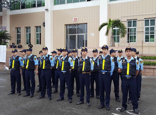 Dịch vụ bảo vệ tại Phú Thọ