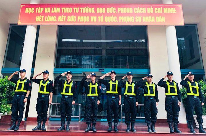 Dịch vụ bảo vệ ở Hà Nội CAS có tốt không?