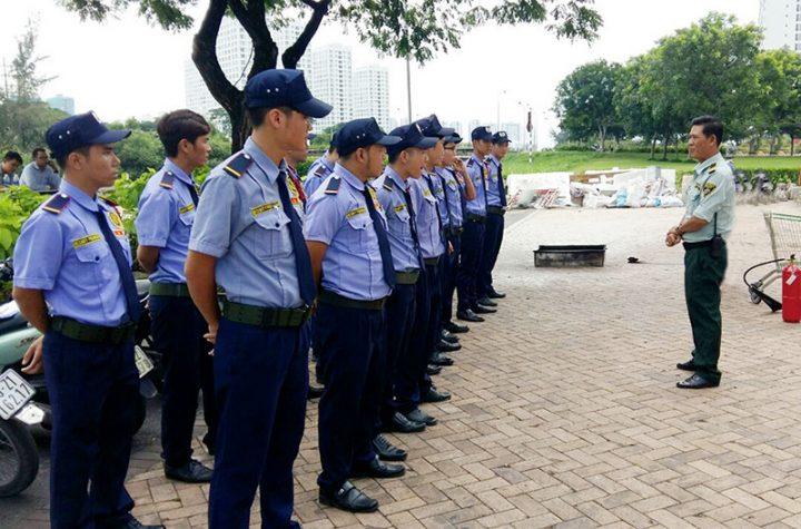 Nhân viên bảo vệ tại Bắc Giang cần những phẩm chất nào?
